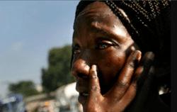 african widow kenya